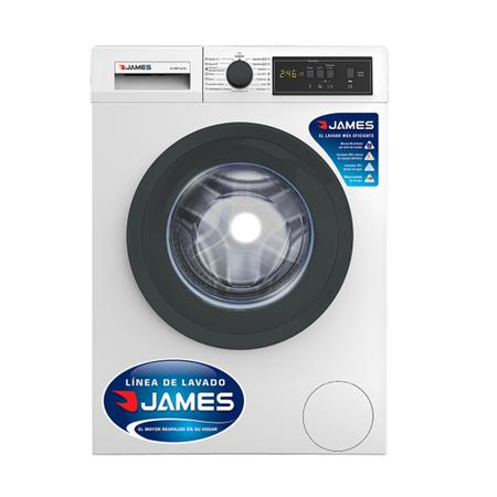 Lavarropa James Lr 1007 G2 -Blanco