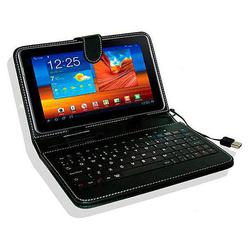 """76269609bb4 Teclado Xion Xi-Keyboard7 C/Estuche Para Tablet 7"""""""