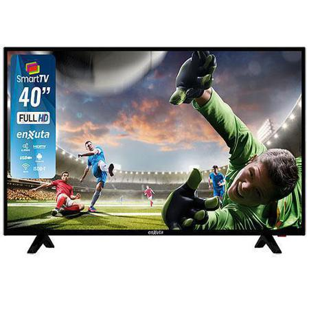 "Smart Tv  Enxuta 40""   Full Hd"