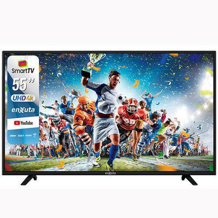 "Tv Enxuta 55"" Ledenx1255sdf4kl Smart Ultra Hd 4k"