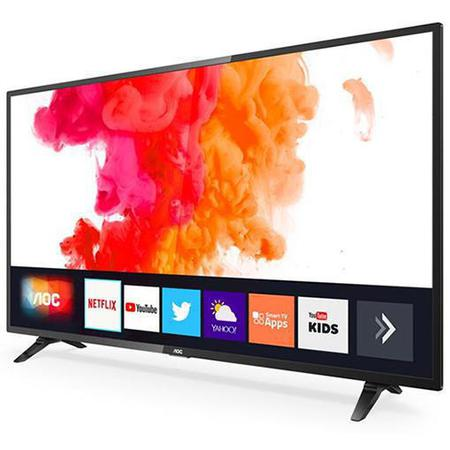 "Tv Aoc 43"" S5295 Smart Full Hd"